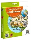 Abysse Classic Globo Hinchable Animalx, 30 cm, (CALY SARL 057F)