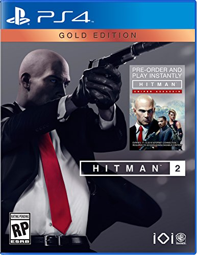 Hitman 2: Gold Edition - PlayStation 4