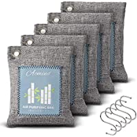 5-Pack Acmind Bamboo Charcoal Air Purifying Bag