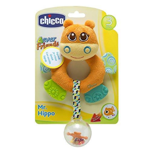 Chicco Plush Prime attività, Hippo, 00007200000000