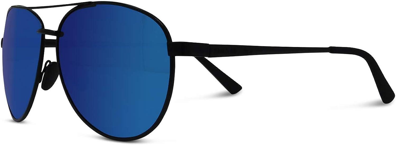 Polarized Houston Mall Matte supreme Aviator Sunglasses