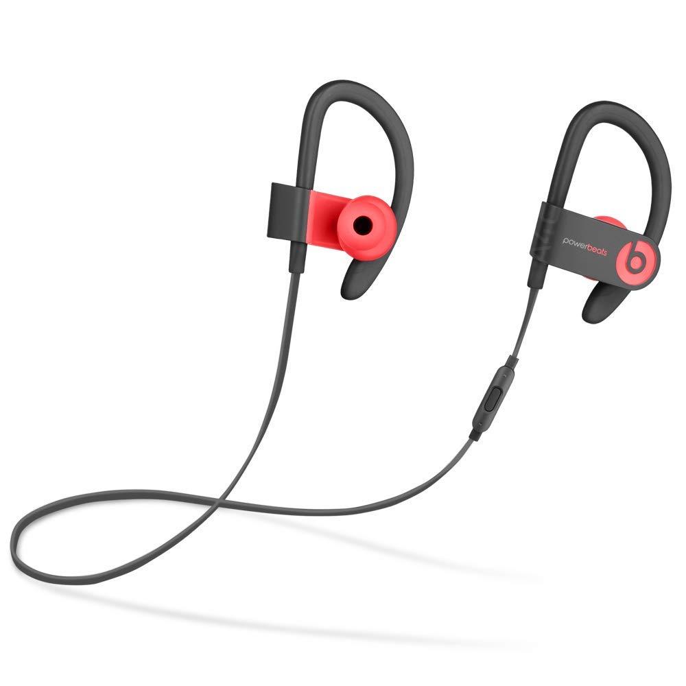 Amazon Com Powerbeats3 Wireless In Ear Headphones Siren Red Renewed Electronics