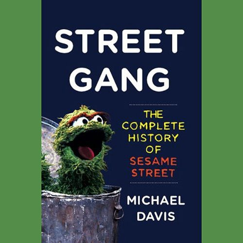 Street Gang audiobook cover art