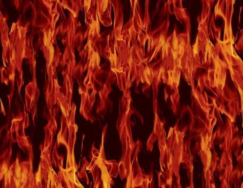 MST-DESIGN Wassertransferdruck WTD Folie I Flammen Flammendekor Flames I CD 560-MS in 100 cm Breite 1 Meter Film I Wassertransferdruckfilm WTP Water Transfer Printing