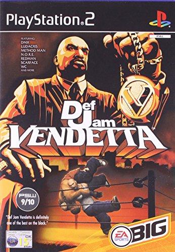 Def Jam Vendetta PS2 [UK Import]