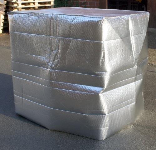 Unbekannt Thermo-Schutzhaube Standard - für IBC 1000 Ltr. - für IBC Container Regenwassertank