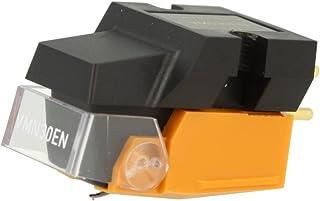 Audio Technica VM530EN Dual Moving Magnet Phono Cartridge with Elliptical Stylus includes Mounting Hardware (Black/Orange)