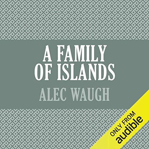A Family of Islands audiobook cover art