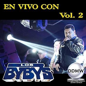 En Vivo Con, Vol. 2 (En Vivo)