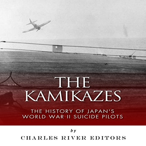The Kamikazes audiobook cover art
