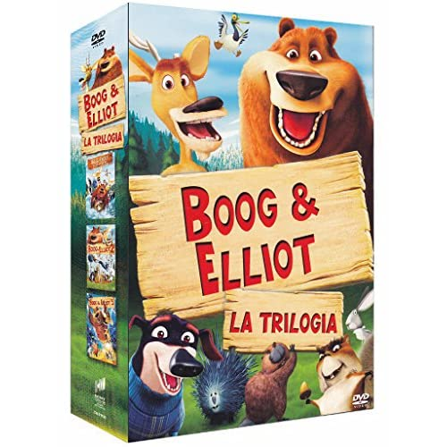 Boog & Elliot - La trilogia