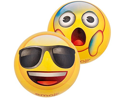 Emoji 16731 – Happy People Balle en Plastique, 23 cm