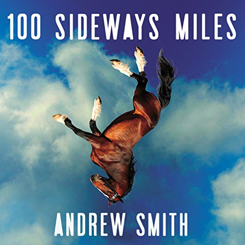 100 Sideways Miles audiobook cover art