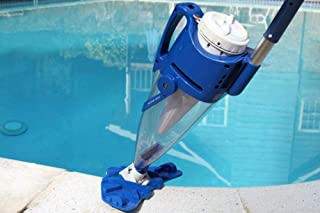 636643 Pool Blaster Cyclone Centennial with Pole Swimming Pool and Spa Cleaner