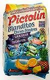 Pictolin Blanditos Sin Azúcar Masticables Sabores (Cereza, Limón, Piña, Naranja y Plátano) Bolsa...