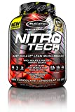 Muscletech Suplemento para Deportistas Nitro Tech Performance Series, Sabor de Chocolate - 1800 gr