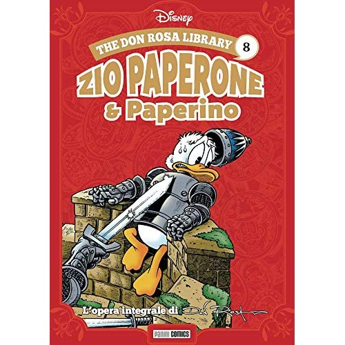 THE DON ROSA LIBRARY 8