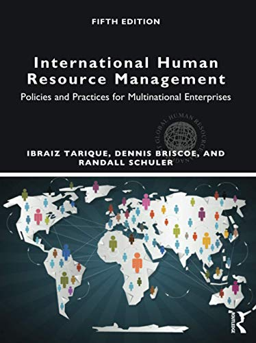 Compare Textbook Prices for International Human Resource Management Global HRM 5 Edition ISBN 9780415710534 by Tarique, Ibraiz
