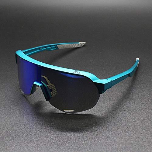 Gafas de Ciclismo Sunglasses Lente Polarizada Deportes Al Ai
