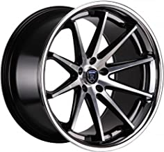 Best 20 inch staggered concave wheels Reviews