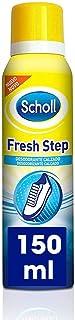 Scholl Desodorante calzado Fresh Step elimina el olor y mantiene tus zapatos frescos spray 150 ml