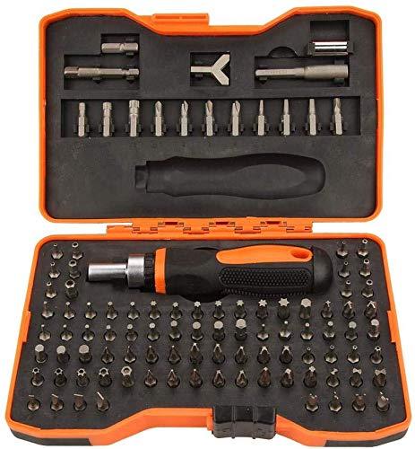 Schroevendraaierset, multifunctionele schroevendraaierkit professioneel gereedschap voor elektronica, camerabower, horlogemakers, juweliers, fijnmechaniekers, modelbouwers