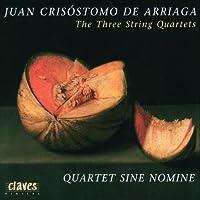 String Quartets 1/2/3