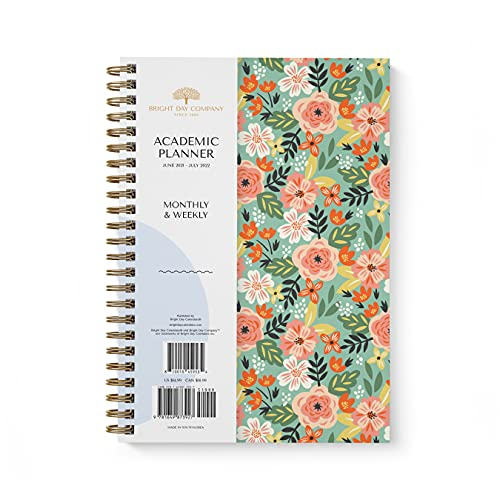 Academic Planner Yearly Monthly Weekly Daily Large Calendar Organizer...