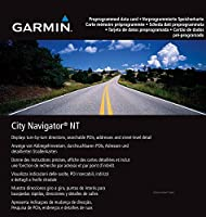 GARMIN(ガーミン) 地図 CityNavigator NT ヨーロッパ microSD/SD版 1068050 [並行輸入品]