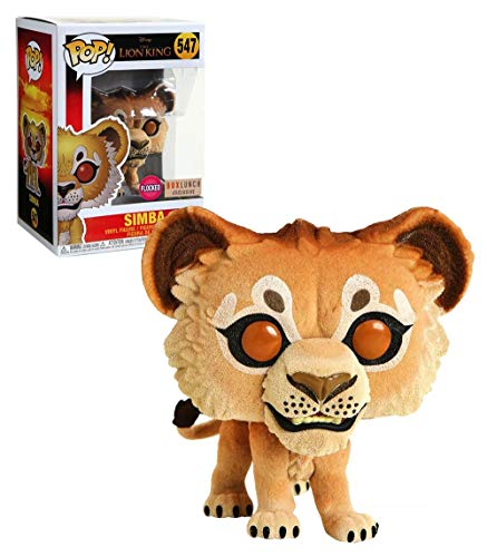 Funko POP! Disney: El rey león: Exclusivo
