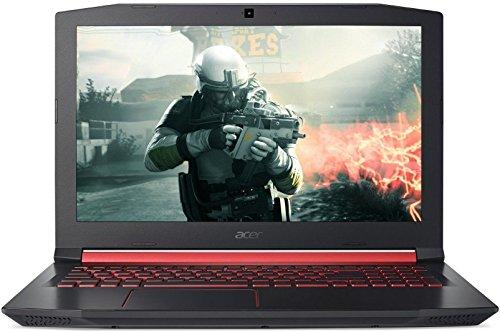 Acer Nitro AN515-51 15.6-inch Laptop (Core i5 7300HQ Processor/8GB/1TB/Windows 10/NVIDIA GeForce GTX 1050 Ti 4GB GDDR5 VRAM),...