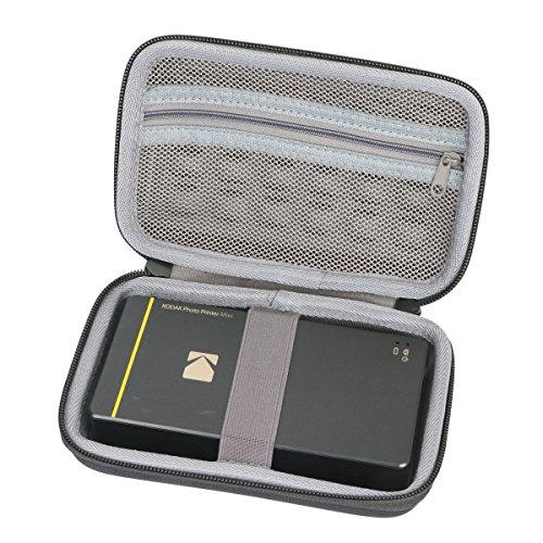 Hard Travel Case for Kodak Mini Mini2 HD Mini Shot Wireless Mobile Instant Photo Printer by co2CREA