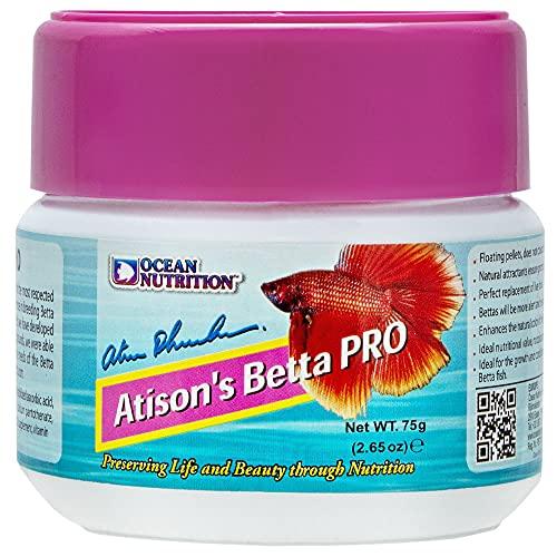 Aliment Flottant en Granulés Pro pour Betta, 75 g