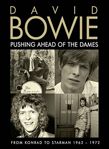 David Bowie - Pushing Ahead of the Dames