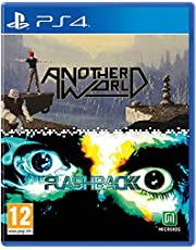 Another World & Flashback Double Pack (PS4) (輸入版)