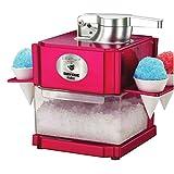 CF HomeEdition Snowcone/Slushie Maker, hielo picado, bebidas de hielo, máquina...