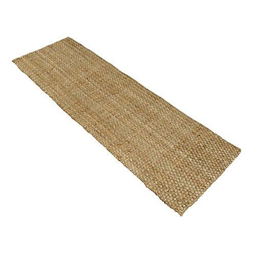Charles Bentley 60X180cm 100% Naturale Iuta Corridoio Runner Tappeto Mat Carpet