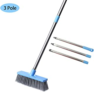Floor Scrub Brush with Long Handle - 48