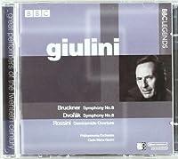 Symphonies 8 / Semiramide Overture by BRUCKNER / DVORAK / ROSSINI (2004-10-19)