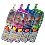 Giggle Time Cellphone Water Game | Ring Toss Handheld Games for Kids | Party Bag Stuffer for Birthday Party Favors, and Halloween Gifts |(12) Pieces, Individually Bagged, 4 inches