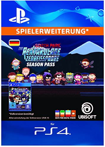 South Park: Die rektakuläre Zerreißprobe - Season Pass Edition | PS4 Download Code - deutsches Konto