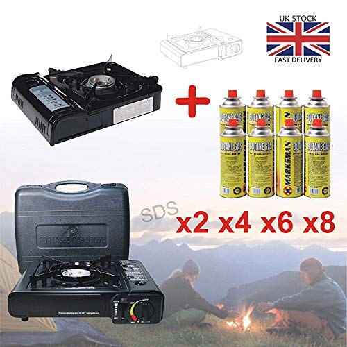 NEW CAMPING /& FESTIVALS 4 SLICE COMPACT CAMPING TOASTER GREAT FUN
