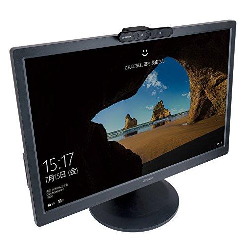 『mouse USB顔認証カメラ Windows Hello 機能対応 CM01』の4枚目の画像