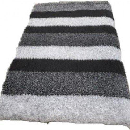 Topmast Vet Bed Hundedecke Doppelpack XXL 2x150/100cm XXL-Grau Schwarz Antrizite Latex Anti-rütsch