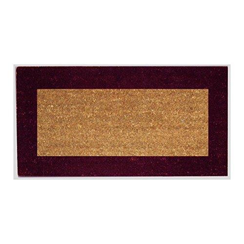 Zerbinando - zerbino Granada cm. 50 x 90 Rosso