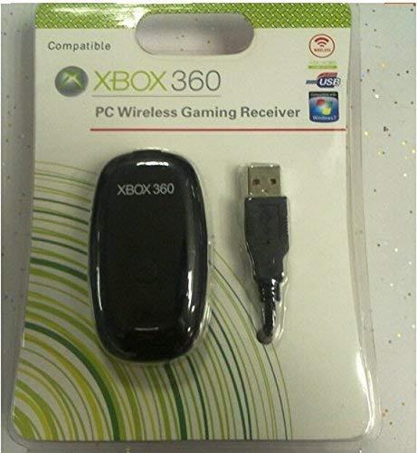 Neu Px Kabelloser Controller Gaming Empfänger Adapter für Microsoft Xbox 360 [Videospiel]