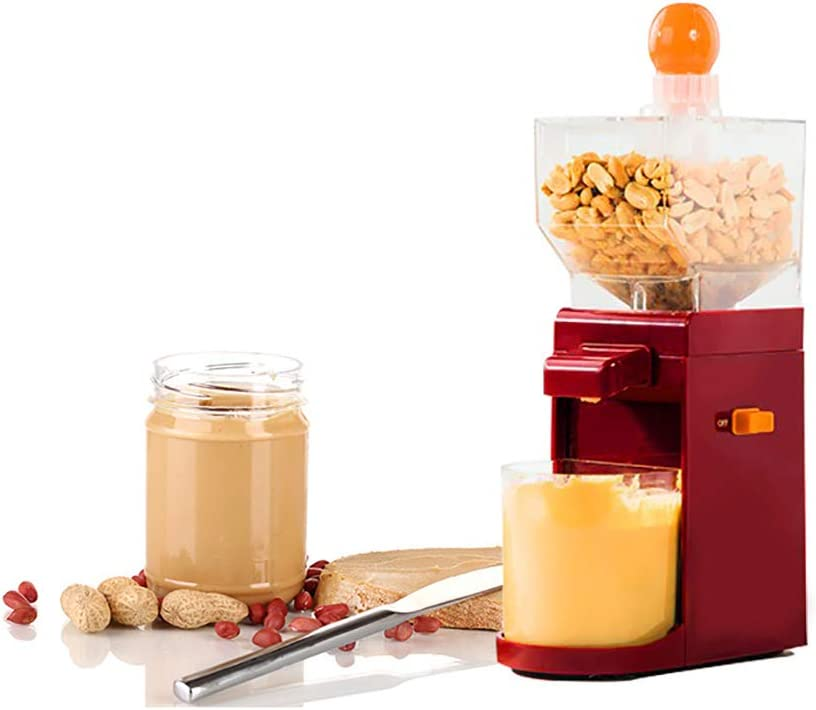 Woltop Mini Peanut Butter 訳あり商品 Machine Grain Grinder Househo Electric 数量限定