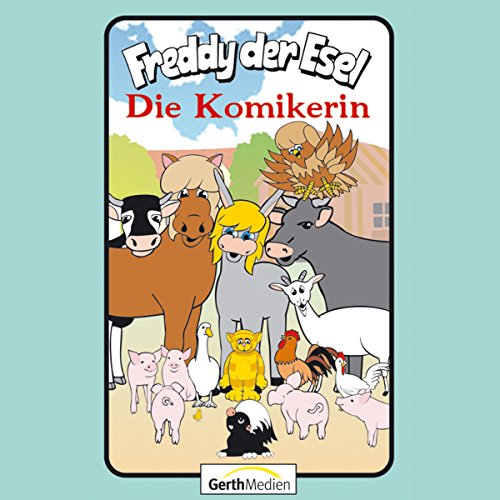 Die Komikerin cover art