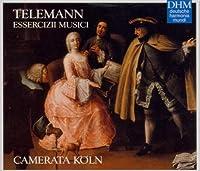 Telemann;Essercizii Musici