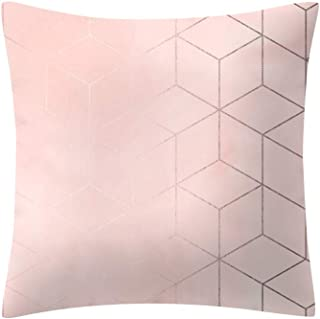 Amazon.fr : coussin rose